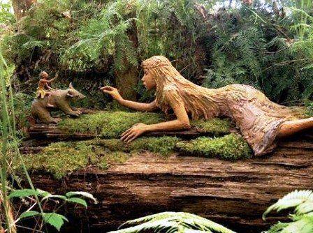 Garden Sculpture by Bruno's Art & Sculpture Garden