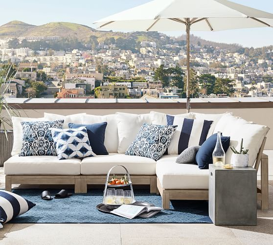 Build Your Own - Indio Low Sectional Components