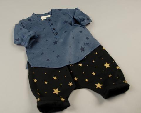 Trousers JUNGLE Stars