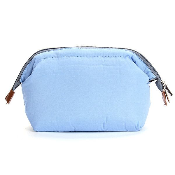 Women Toiletry Cosmetic Travel Wash Pouch Bag Clutch Purse Case - US$3.01 sold out