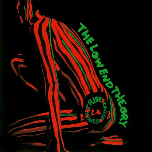 The Low End Theory Lyrics by A Tribe Called Quest