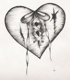 Pretty Broken Hearts Drawings <b>heart drawings</b>, <b>broken heart drawings</b> and <b>heart</b> on pinterest