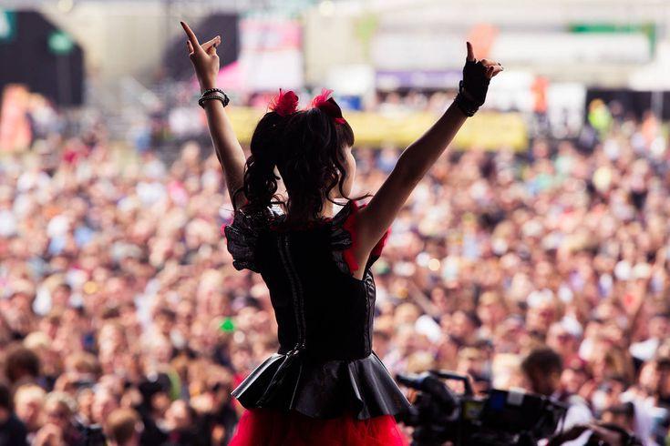 Photo: Babymetal | Saturday | Reading Festival 2015