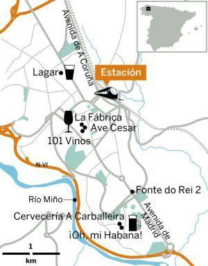 Lugo, ciudad de tapas (gratis)