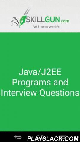 Java Programs And Questions  Android App - playslack.com , Java Programs and Questions is a collection of 1100+ Java programs and java questions, by industry Java programming experts.Java Programs and Questions present in this app makes you test your java programming language skills.All java questions included in this application are cross verified in most of the java compilers.Java Programs and Questions app is having around 1100+ frequently asked java interview questions and java programs…