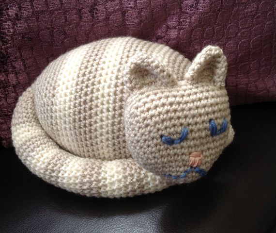 Best 25+ Crochet cat pattern ideas on Pinterest Crochet ...