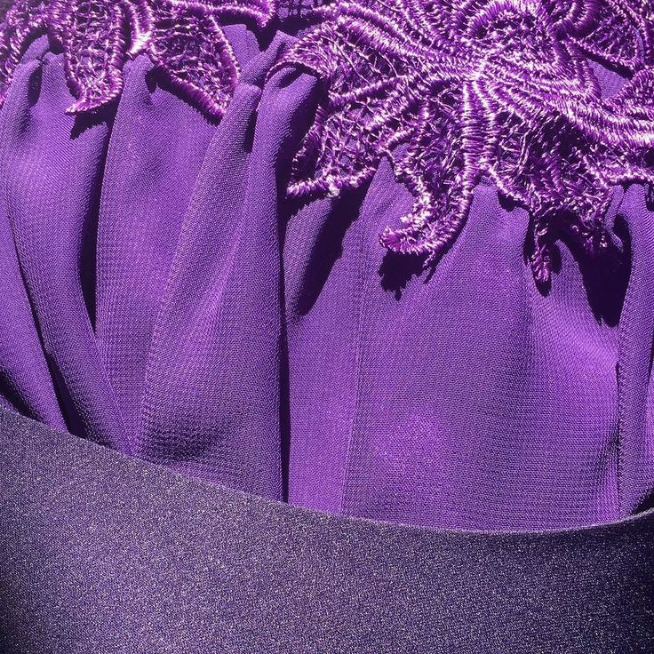 Working on something really beautiful right now. #bridesmaids #florallace #purple #couture #handmade #bride #bloomington #indiana #bridesmaiddress #custommade #oneofakind http://ift.tt/2e00P86