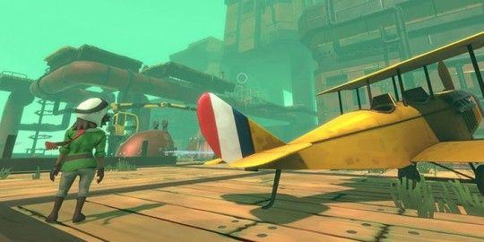 Wayward Sky brings 'look and click' genre to Project Morpheus