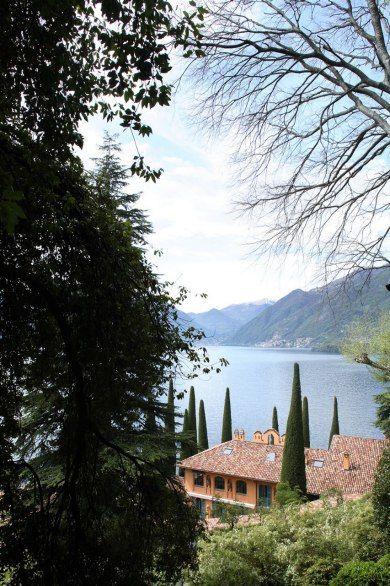 Villa la Cassinella   Lenno #lakecomoville