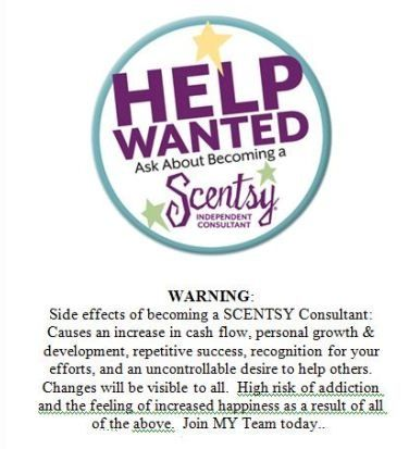 Side Effects Of Becoming Scentsy Consultant Scentswithlaura Ichoosescentsy