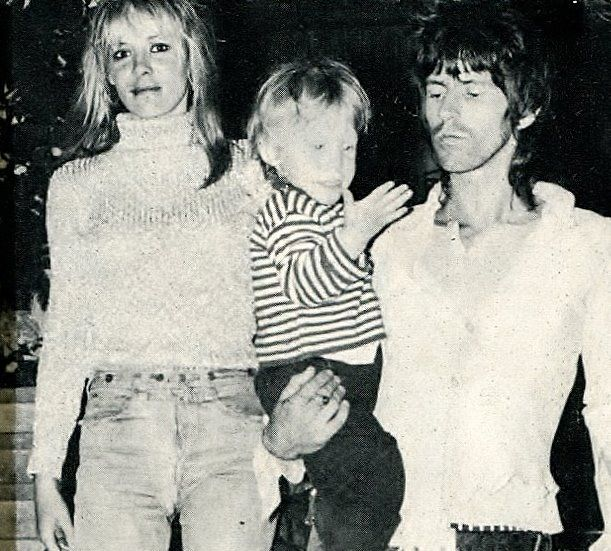 36 best images about KeItH RiChArDs & AnItA PaLlEnBeRg ...