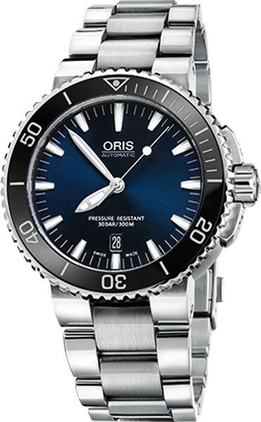 e53e54dd6cb 73376534135MB Oris Aquis Date Automatic Mens Watch - Buy Now Lowest Price  Guaranteed 100% Authentic