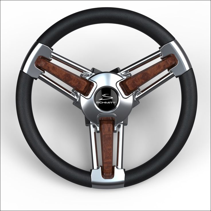 Pontoon Boat Steering Wheel