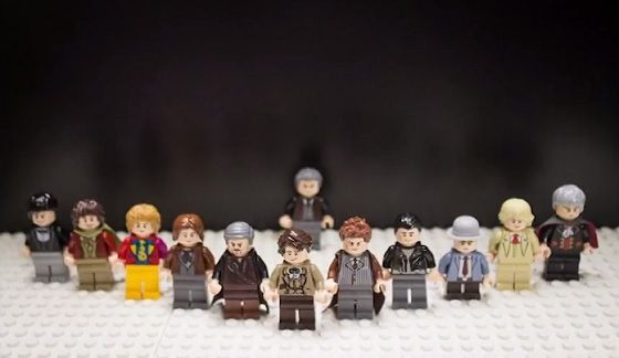 """The Day of the Doctor"" foi transformado num stop-motion feito de LEGO!!! | Nerdivinas"