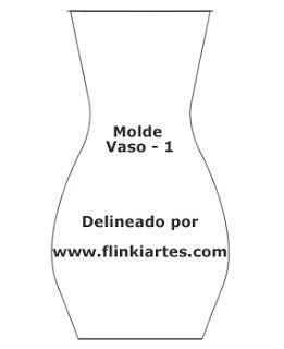 Mãos da Arte: Moldes Para Fazer Vaso  de Caixa de Leite e Junto ...
