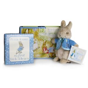 Peter Rabbit Gift | http://www.flyingflowers.co.nz/my-first-peter-rabbit-gift