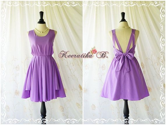 Hey, I found this really awesome Etsy listing at https://www.etsy.com/listing/109785278/a-party-dress-v-shape-lilac-dress-lilac