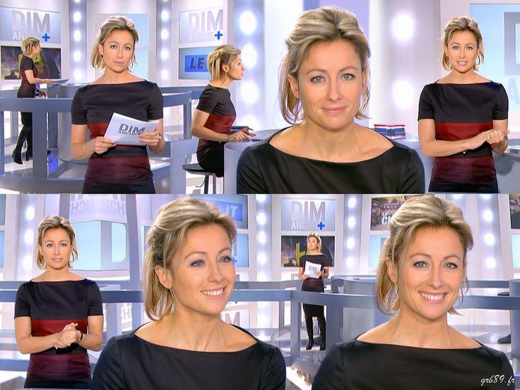 Anne-Sophie Lapix 19/12/2010