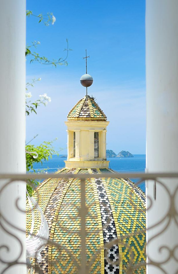 Sirenuse Hotel, Positano
