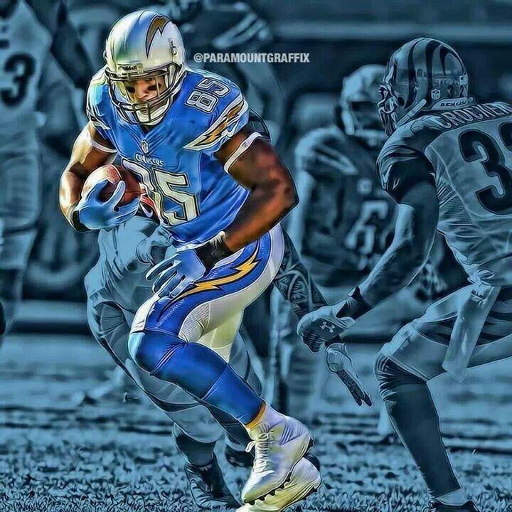 San Diego Chargers Antonio Gates: 316 Best San Diego Super Chargers! Images On Pinterest