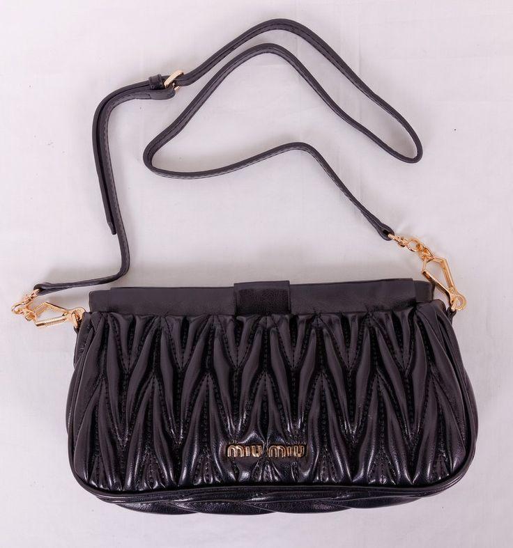 Небольшая сумочка-клатч Miu Miu