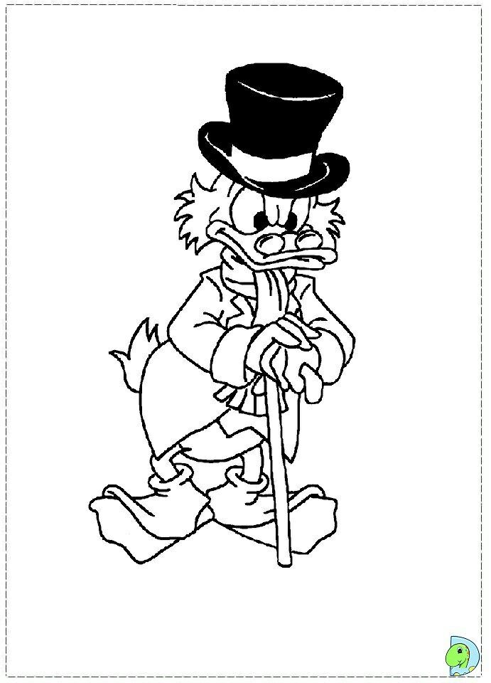 Pin By Rita Freitas On Disney Coloring Pages Disney Coloring Pages Scrooge Mcduck Scrooge