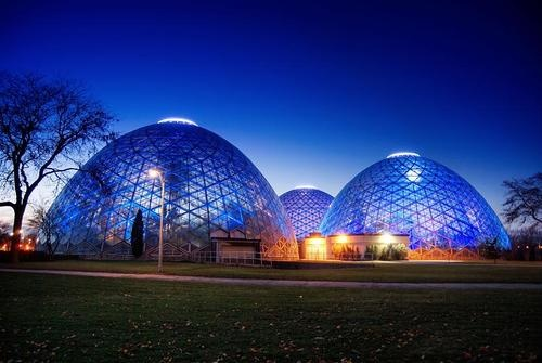 Three Domes, Milwaukee, WI