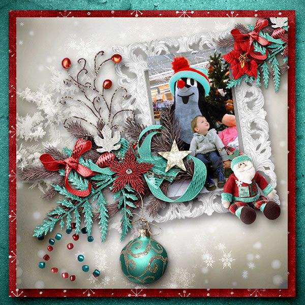 Vánoční novinka * Ho Ho Ho* - Bundle by Samal Designs  http://www.digiscrapbooking.ch/shop/index.php…