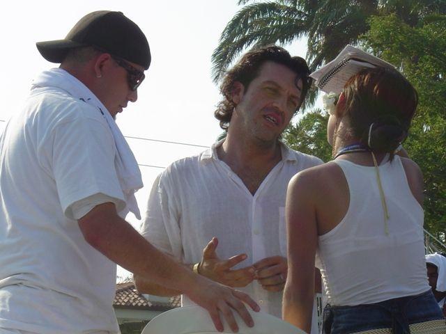 Entrevista para canal Venezolano, Concierto Paz sin Fronteras, Cucuta 2012, By MY Group Events
