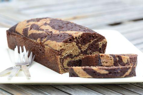 Marbré au chocolat (sans gluten, ni caséine de lait) - Le Vitaliseur de Marion