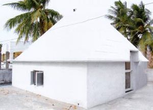 Sri Satya Sai Pyramid Meditation Center,year of construction : 2010 size : 16ft x 16ft (roof top) | capacity : 28 persons cost incurred :  1.2 lakhs | type of structure : RCC timing : 5AM-10PM, open for public use contact : J Rajeswara Rao and Vijayalakshmi mobile : +91 92471 37514 address : Near Sri Kanyakaparameswari temle, Vetapalem http://www.pyramidseverywhere.org/pyramids-directory/pyramids-in-andhra-pradesh/coastal-andhra/prakasam-district