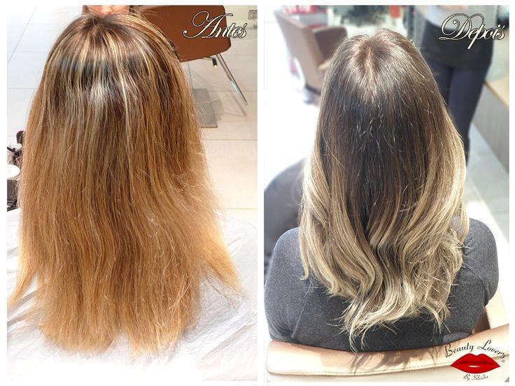 Perda do cabelo como falta de iodo de um organismo