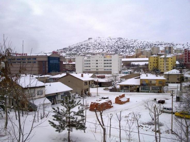 2013 yılından Yozgat'tan ilk kar manzaraları...    Kaynak: http://www.kumbetova.com/Konu-Yozgat-Kar-Resimleri-2013.html