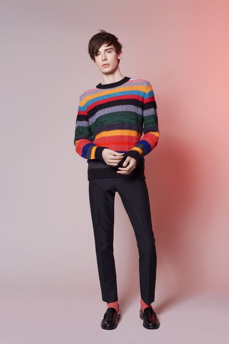 PS by Paul Smith Autumn/Winter '16 Collection