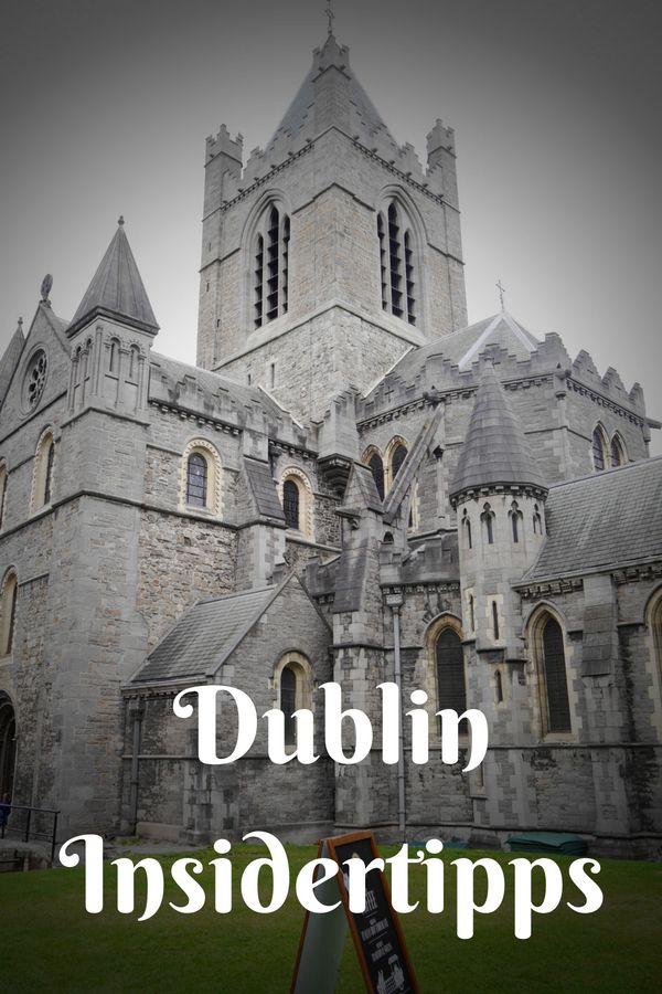 Dublin Insider Tips: Pontos turísticos, bares, festas e excursões   – Reiseblog Road Traveller