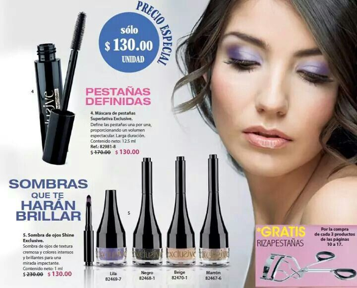 Sombras exclusive
