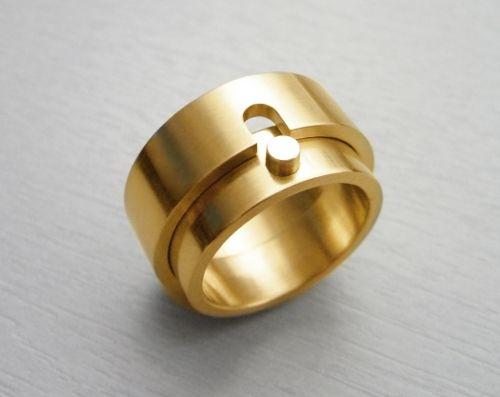 Simplemente Bellos! Hermoso diseño de argollas de matrimonio. Wedding rings by Angelica Komis