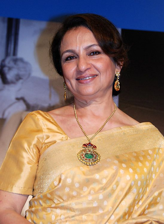 Sharmila Tagore Iconic Actress in Bollywood