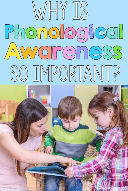 What is Phonological awareness and why is it so important