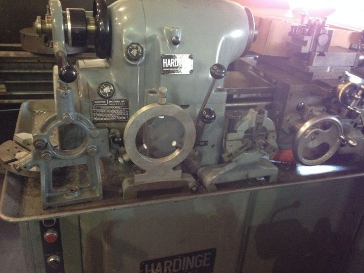 """Ask the outlet or person selling the used CNC lathe machine to allow you check the documents properly to ascertain the age before you make a purchase. http://www.cluemachines.com/blog/used-cnc-lathes-for-sale.php"
