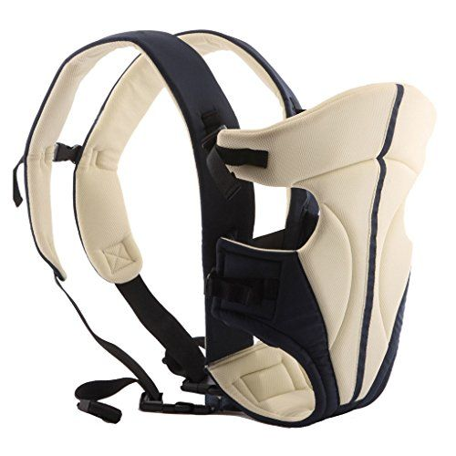 3 in 1 Ergonomic Baby Carrier BackpacksCarriers Breathable Multifunctional Front FacingInfant Sling Backpack MD6 -- You can get additional details at the image link.