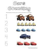 Cars Preschool Pack-free downloadable printables!