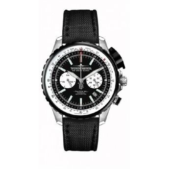 Relojes XXL: Reloj Automatico Thunderbirds Falcon XXL Nylon Negro  http://www.tutunca.es/reloj-automatico-thunderbirds-falcon-xxl-nylon-negro