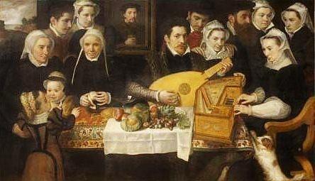 Mannerist art dates