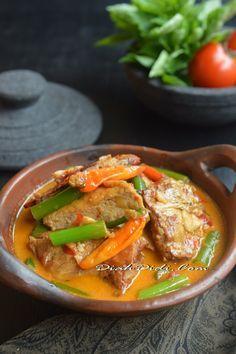 Diah Didi's Kitchen: Mangut Iwak Pe & Bunga Bawang