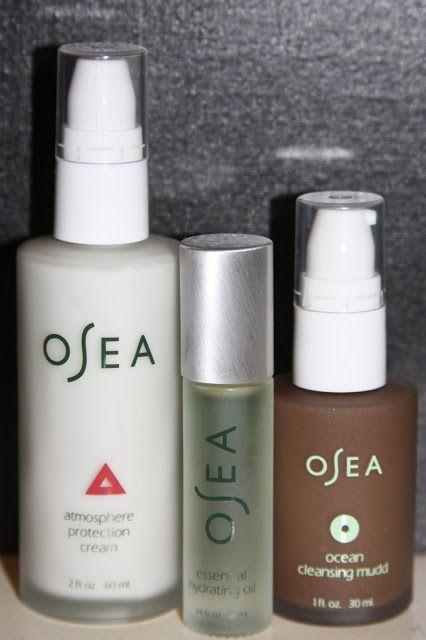 The Vegan Peach: OSEA Skincare Review