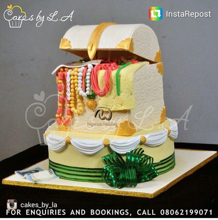 Nigerian Wedding Presents 30 Traditional Cake Ideas