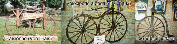 La bicyclette contemporaine et le développement du cyclisme sur piste ...