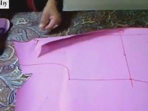 Como traçar um CASACO SOBRE TUDO , como fazer alteração recorte e entretela - Faby Corte Costura - YouTube
