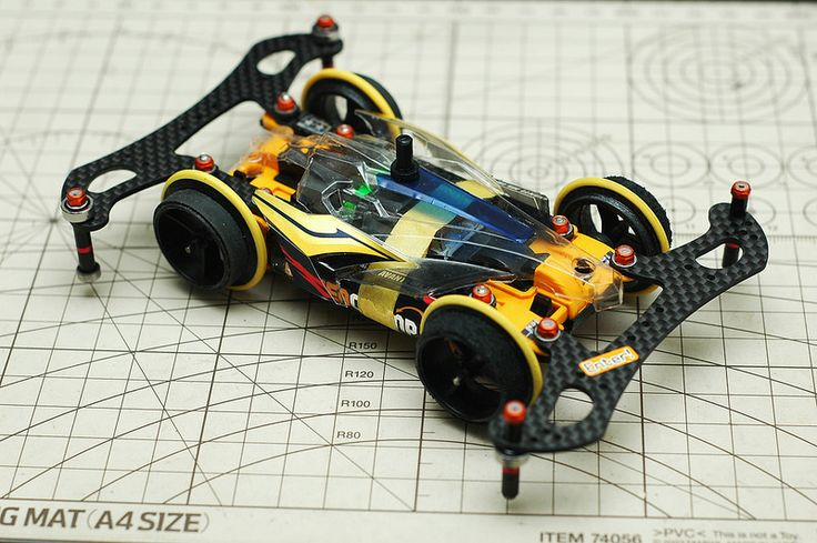 Super Speed new look #Tamiya #Mini4WD #SpeedHouz